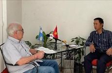 越共十三大:阿根廷共产党总书记高度评价越南共产党的决定性领导作用