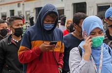 印度尼西亚350万名劳动者因新冠肺炎疫情而失业