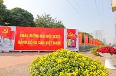 全国人民相信越共十三大将推动国家可持续发展