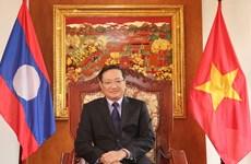 越南与老挝之间关系是典范罕见的