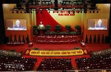 老挝媒体:越共十三大是新时期越南革命强劲发展的里程碑