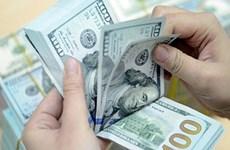 25日上午越盾对美元汇率中间价上调5越盾