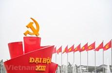 美国记者:越共十三大确定推动越南繁荣发展的方式