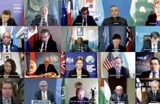 联合国安理会一致同意寻找长期、全面、公平措施解决巴勒斯坦问题