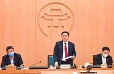 河内市委书记王廷惠:必须更迅速、更严厉地防控新冠肺炎疫情