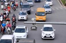 """""""投资安装交通监控摄像头以确保秩序安全和处理行政违法行为""""的提案获批"""