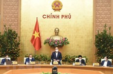 政府总理阮春福:各大城市在必要的情况下可实施社交距离措施