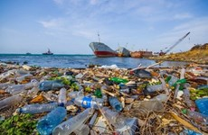 大力推动限制塑料废物宣传工作