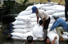 越南政府春节前向民众发放大米