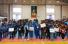 越武道——越南与印度体育交流的桥梁