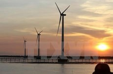 越南在亚太地区可再生能源转换领域中排名第三