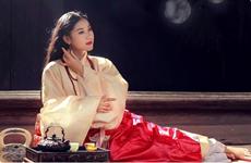 """越南女演员黄凤在2021年巴黎国际电影节上斩获""""最佳国际演员奖"""""""