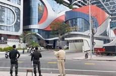 新冠肺炎疫情:越南驻柬埔寨西哈努克省总领事馆就疫情传播风险发出紧急通知