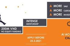 2021年人工智能加速器挑战赛报名申请时间将于3月25日0时结束