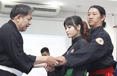 茶婆新庆武术被列入国家级非物质文化遗产名录