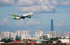 越南各家航空公司航班准点率处在较高水平