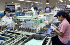 越南努力深入参与全球价值链