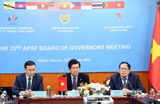 越南正式获得第十一届东南亚残疾人运动会举办权