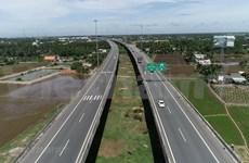 隆安省筹集30万亿越盾投入交通基础设施建设