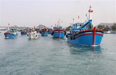 """越南海洋岛屿:金瓯省与""""靠海发展""""战略"""