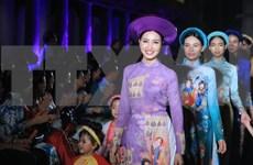奥黛与越南妇女形象息息相连的文化象征