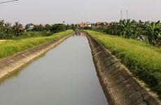 隆安省努力做好供水调度 保障民众生产生活用水