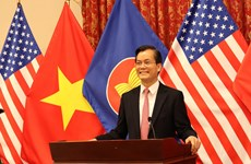 美国希望对东南亚地区的发展起到积极作用