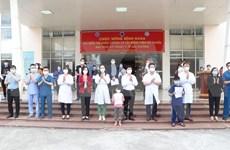越南无新增新冠肺炎确诊病例 第一至第三次检测呈阴性反应共177例