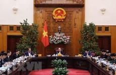 政府常务委员会就胡志明市和岘港市的城市政府模式召开会议