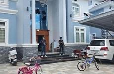 柬埔寨金边市宪兵队击毙4名武装绑架勒索犯