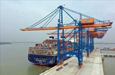 巴地头顿港口集装箱吞吐量增长21%
