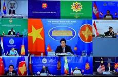 东盟外长非正式会议发表主席声明