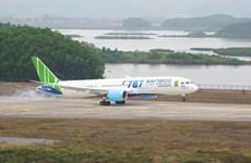 越竹开通多条新航线 恢复运营往返云顿机场航线