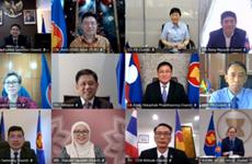 越南代表出席第22次东盟与中国联合合作委员会会议