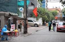 5日下午越南新增6例境外输入病例 其中一例为中国籍专家