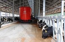 推动农场经济向前发展