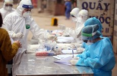3月6日下午越南新增6例新冠肺炎确诊病例