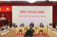 政府总理阮春福:企业可持续发展就是国家繁荣的重要基础