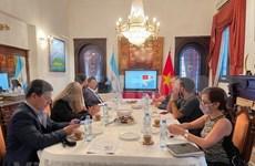 越南驻阿根廷大使馆向阿根廷媒体介绍越南的情况