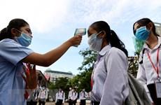 柬埔寨多地面临新冠肺炎疫情爆发的危机