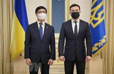 乌克兰总统对越南所取得的成就表示印象深刻