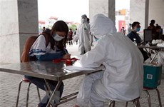3月7日上午越南新增2例输入性新冠肺炎确诊病例