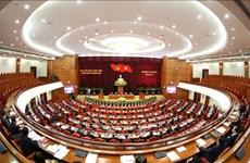 越共十三届二中全会集中讨论健全国家机关领导职务