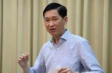 调查警察机关提议对原胡志明市人民委员会副主席陈永线提起公诉