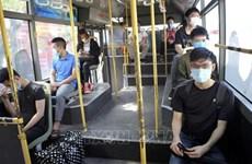 河内市实施交通工具座椅间隔规定自3月8日起结束