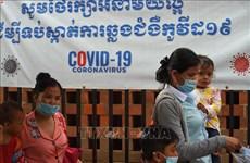 柬埔寨新冠肺炎确诊病例破千例