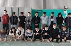 高平省:将非法入境越南的22名中国人送到医学隔离区