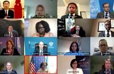 越南与联合国安理会:越南呼吁促进缅甸对话和解 寻求妥当解决方法
