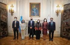 阿根廷促进与东盟的合作