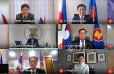 越南共同主持东盟-日本联合合作委员会会议